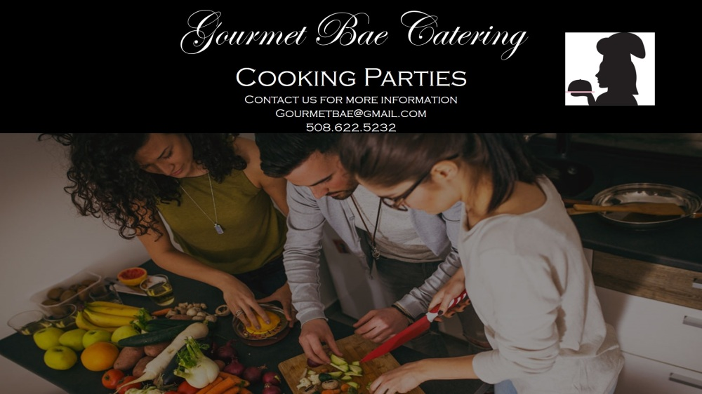 cooking party ad