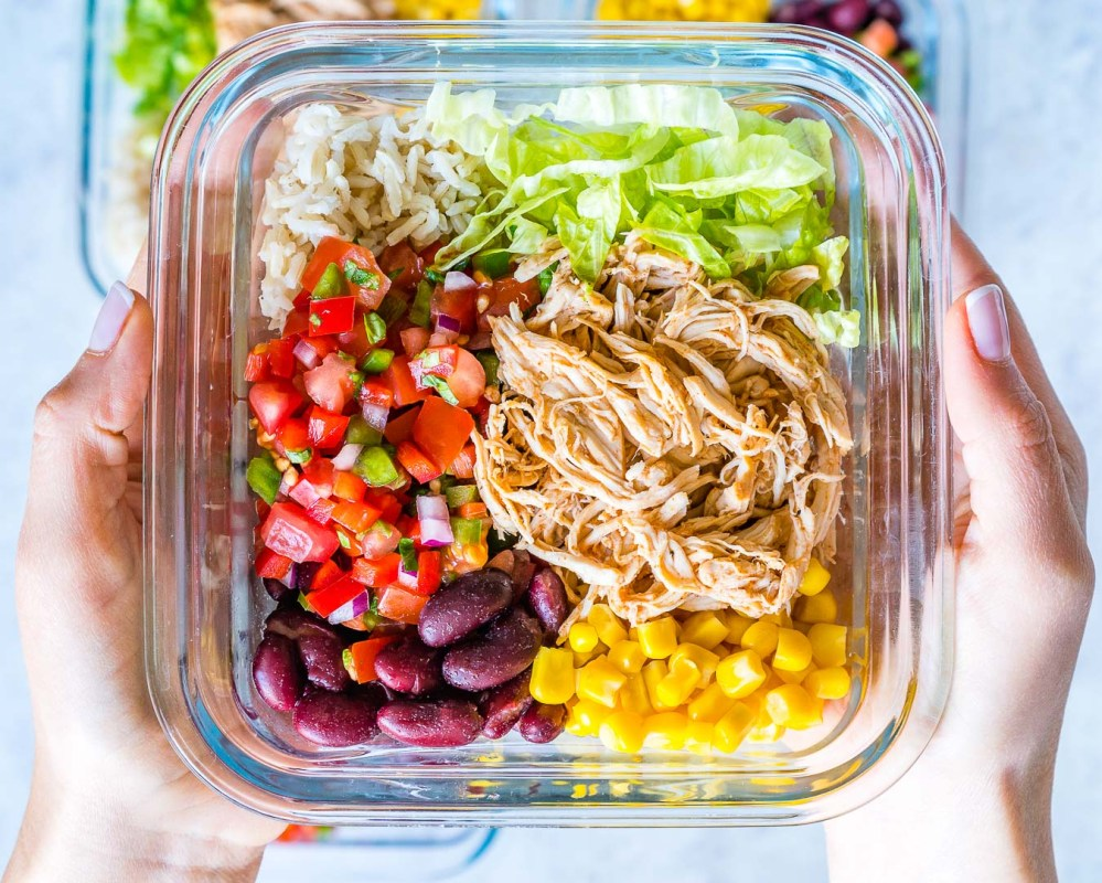 Food-Prep-Crockpot-Chicken-Burrito-Bowls
